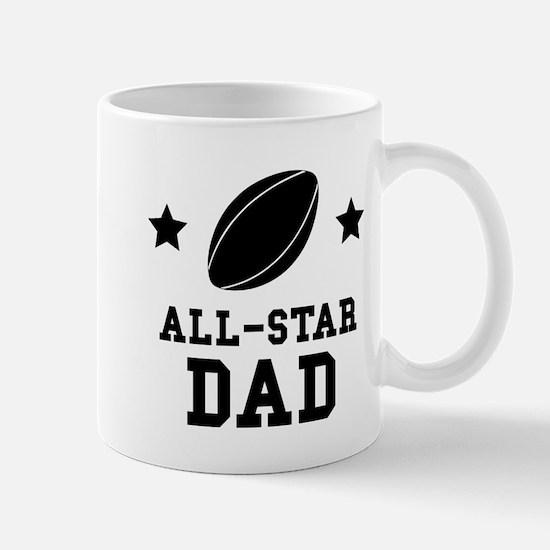 All Star Rugby Dad Mugs