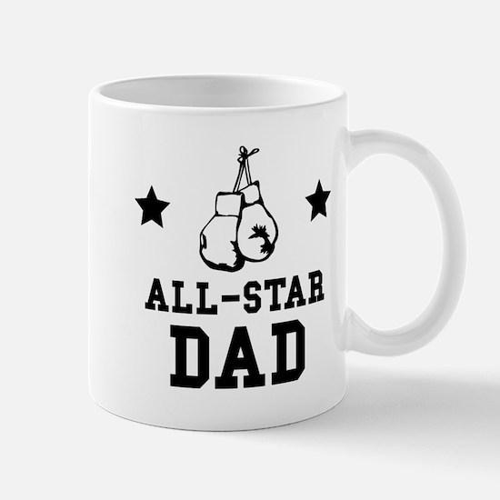 All Star Boxing Dad Mugs