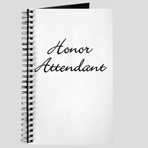 Honor Attendant Journal