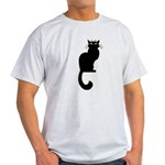 Fat Cat & Cat Lover Light T-Shirt
