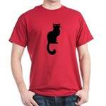 Fat Cat & Cat Lover Dark T-Shirt