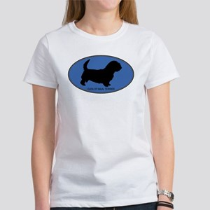 Glen Of Imaal Terrier (oval-b Women's T-Shirt