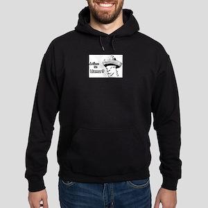 Premium Rex Hunt Monochrome Hoodie (dark)