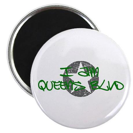 I am Queens Blvd - Grn Magnet