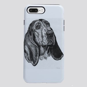 Basset Hound 7 Iphone 8/7 Plus Tough Case