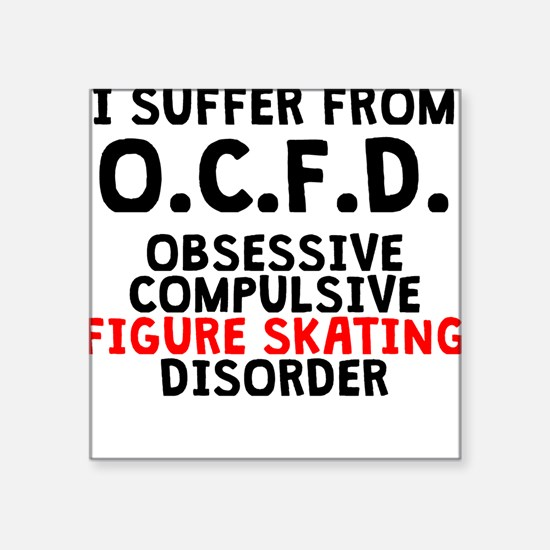 Obsessive Compulsive Figure Skating Disorder Stick