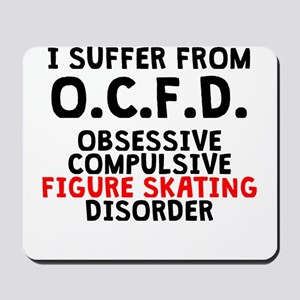 Obsessive Compulsive Figure Skating Disorder Mouse