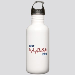 Best Nurse Ever Stainless Water Bottle 1.0L