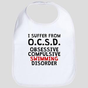 Obsessive Compulsive Swimming Disorder Bib