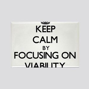 Keep Calm by focusing on Viability Magnets