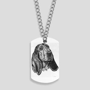 Basset hound Dog Tags