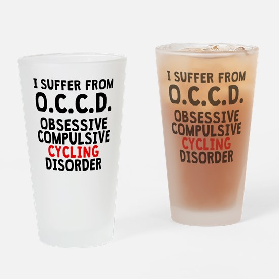Obsessive Compulsive Cycling Disorder Drinking Gla