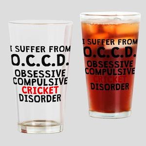 Obsessive Compulsive Cricket Disorder Drinking Gla