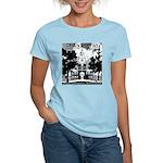 Visit Philadelphia on the PRR Women's Light T-Shir