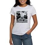 Visit Philadelphia on the PRR Women's T-Shirt