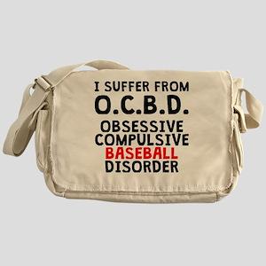 Obsessive Compulsive Baseball Disorder Messenger B