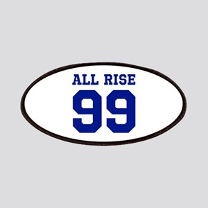 ALL RISE 99 Patch