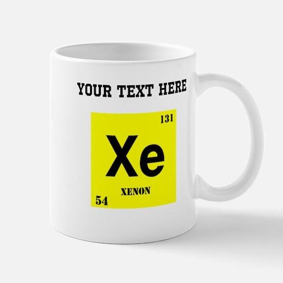 Custom Xenon Mugs