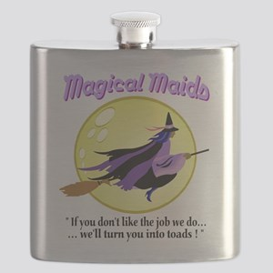 Magical Maids Flask