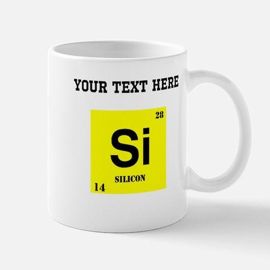 Custom Silicon Mugs
