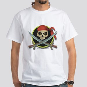 Pirate maternity White T-Shirt