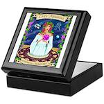 Lady Aquarius Keepsake Box