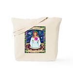 Lady Aquarius Tote Bag