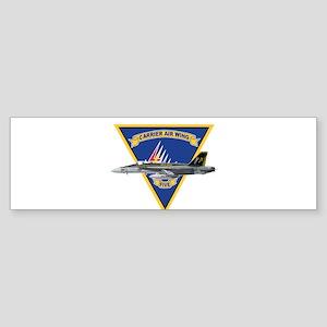 cvw5logo VFA27 Bumper Sticker