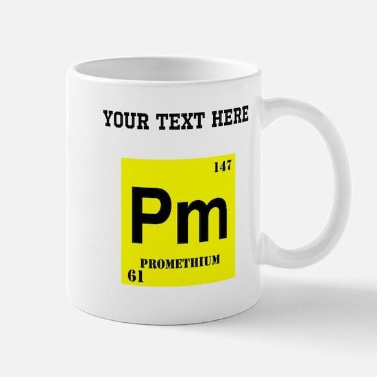Custom Promethium Mugs