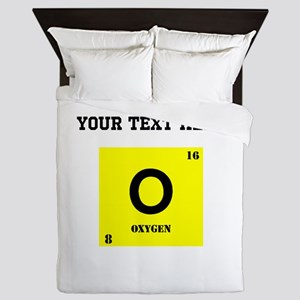 Custom Oxygen Queen Duvet