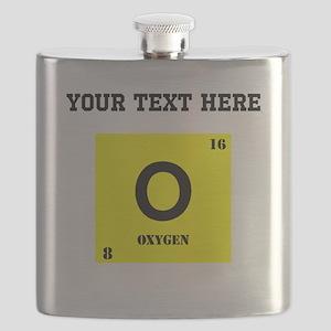 Custom Oxygen Flask