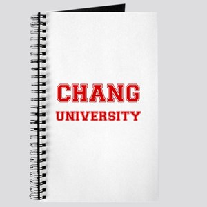 CHANG UNIVERSITY Journal