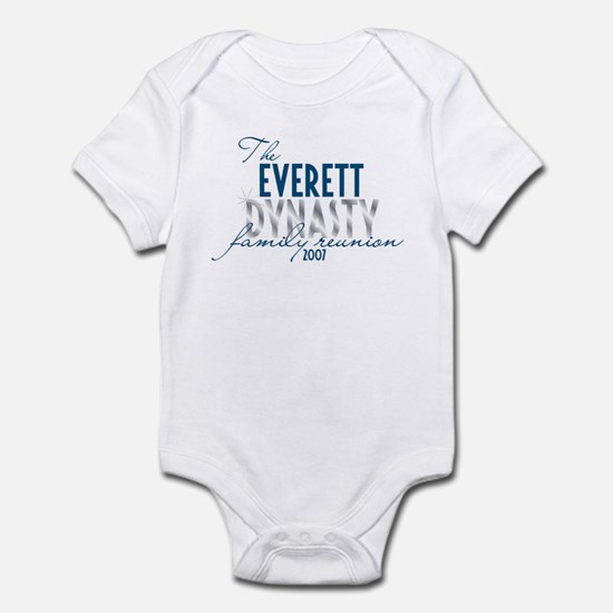 EVERETT dynasty Infant Bodysuit