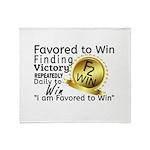 F2W Throw Blanket