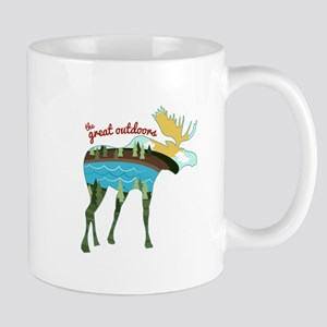The Great Outdoors Mugs