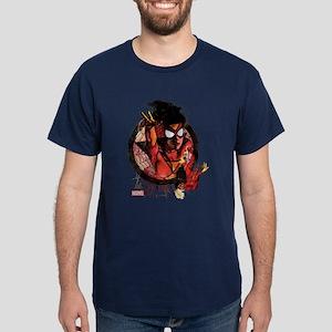 Spider-Woman in Icon Dark T-Shirt