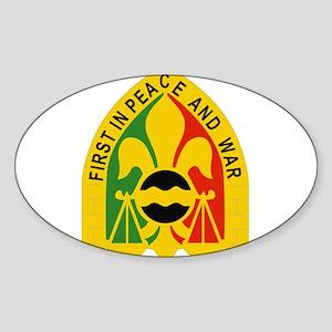 170th Military Police Battalion Sticker