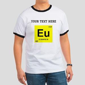 Custom Europium T-Shirt