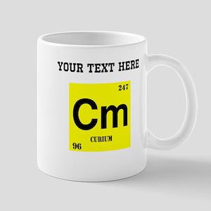 Custom Curium Mugs