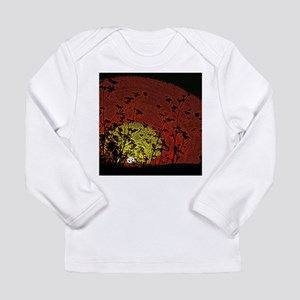 Bloody Sunrise Long Sleeve T-Shirt