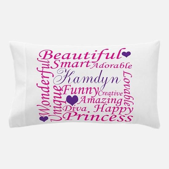 Unique Lovable Pillow Case