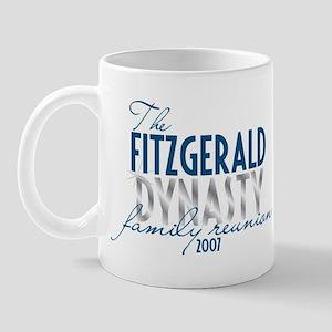 FITZGERALD dynasty Mug
