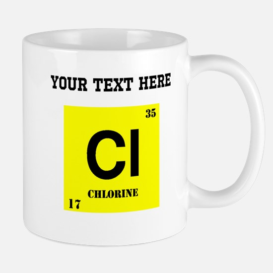 Custom Chlorine Mugs