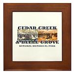 ABH Cedar Creek Framed Tile