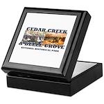 ABH Cedar Creek Keepsake Box