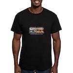 ABH Cedar Creek Men's Fitted T-Shirt (dark)