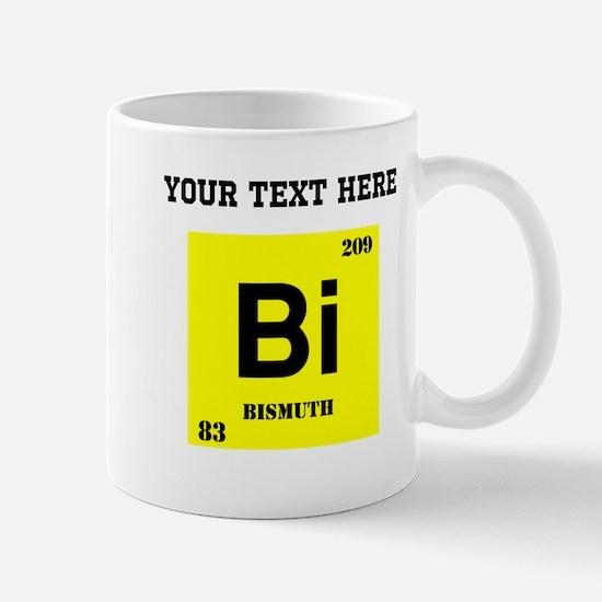 Custom Bismuth Mugs