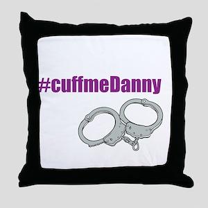 Cuff Me Danny alternate Throw Pillow