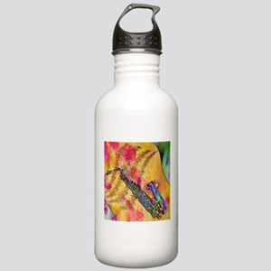 Colorful saxaphone Stainless Water Bottle 1.0L