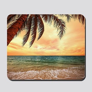 Ocean Sunset Mousepad